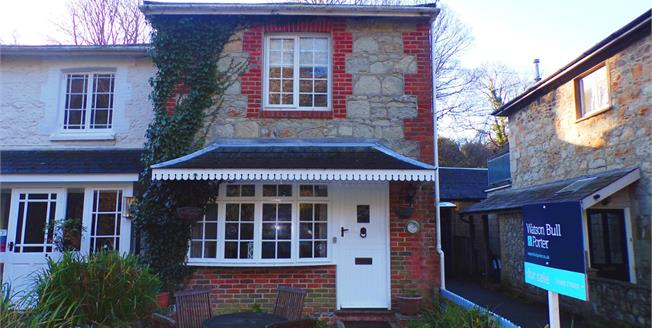 Asking Price £325,000, 2 Bedroom Semi Detached Cottage For Sale in Isle Of Wight, PO38