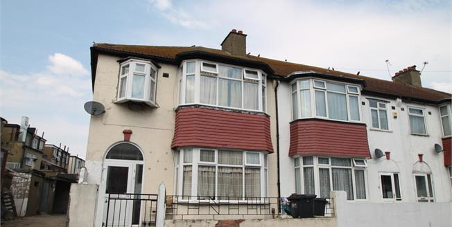 Guide Price £430,000, 4 Bedroom End of Terrace House For Sale in Thornton Heath, CR7