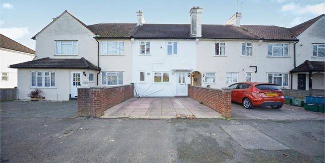 Asking Price £375,000, 3 Bedroom Terraced House For Sale in Croydon, CR0