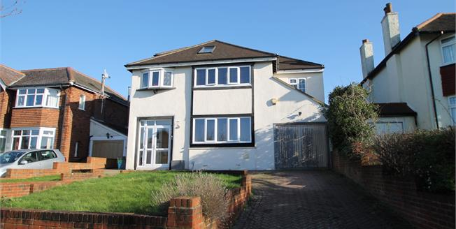 Offers in excess of £750,000, 4 Bedroom Detached House For Sale in South Croydon, CR2