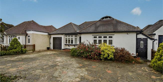 Asking Price £620,000, 5 Bedroom For Sale in South Croydon, CR2