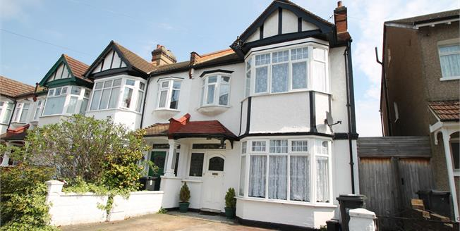 Offers in excess of £450,000, 3 Bedroom House For Sale in Teevan Road, CR0