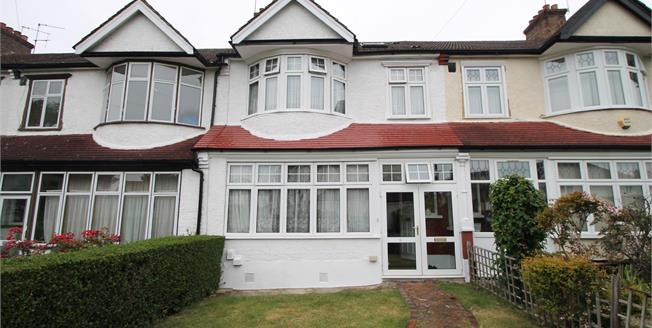 Offers in excess of £500,000, 5 Bedroom Terraced House For Sale in Croydon, CR0