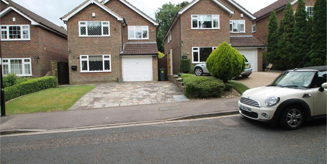 Asking Price £595,000, 4 Bedroom Detached House For Sale in South Croydon, CR2