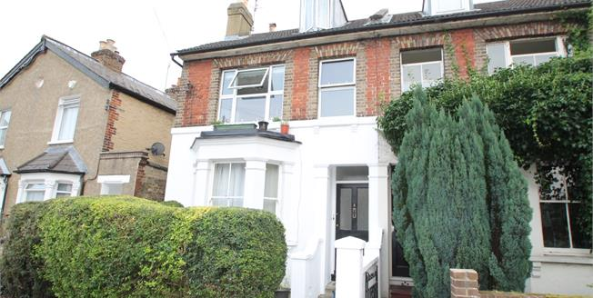 Guide Price £290,000, 2 Bedroom Flat For Sale in Croydon, CR0