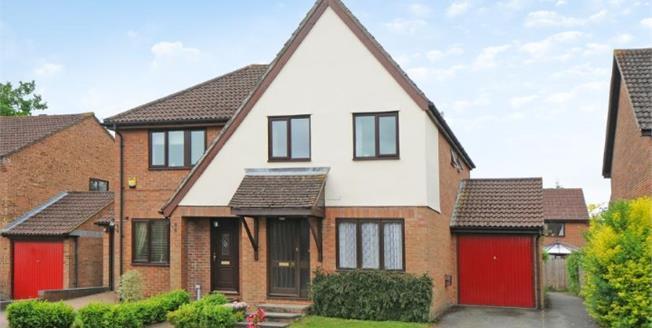 Asking Price £385,000, 3 Bedroom Semi Detached House For Sale in Fleet, GU51