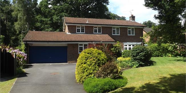Asking Price £750,000, 4 Bedroom House For Sale in Fleet, GU51