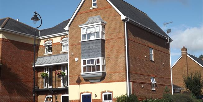 Guide Price £460,000, 4 Bedroom End of Terrace House For Sale in Fleet, GU51