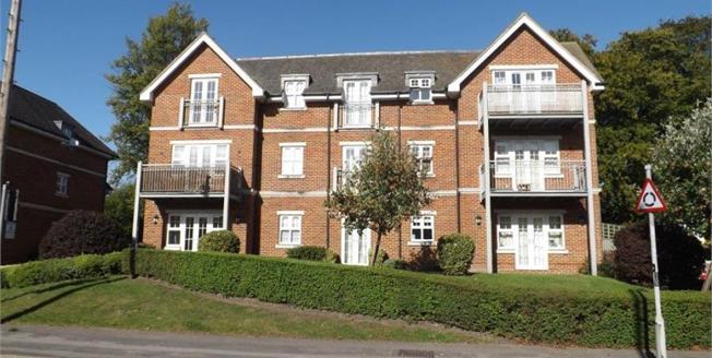 Offers in excess of £285,000, 2 Bedroom Flat For Sale in Fleet, GU51