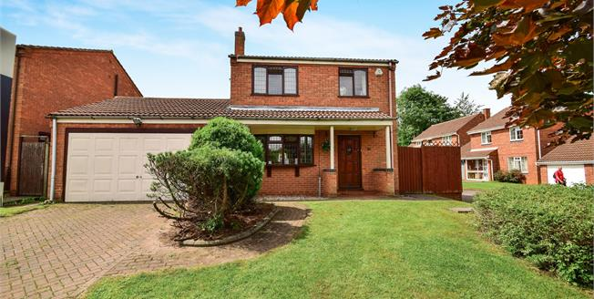 Offers Over £380,000, 4 Bedroom Detached House For Sale in Sutton Coldfield, B74