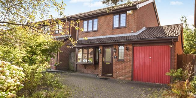Offers Over £310,000, 3 Bedroom Detached House For Sale in Sutton Coldfield, B74