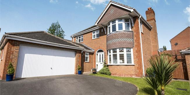 Offers Over £430,000, 4 Bedroom Detached House For Sale in Streetly, B74