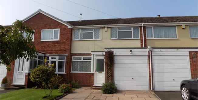 Offers in the region of £225,000, 3 Bedroom Terraced House For Sale in West Midlands, B74