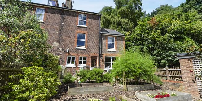 Asking Price £585,000, 4 Bedroom Semi Detached House For Sale in Redhill, RH1