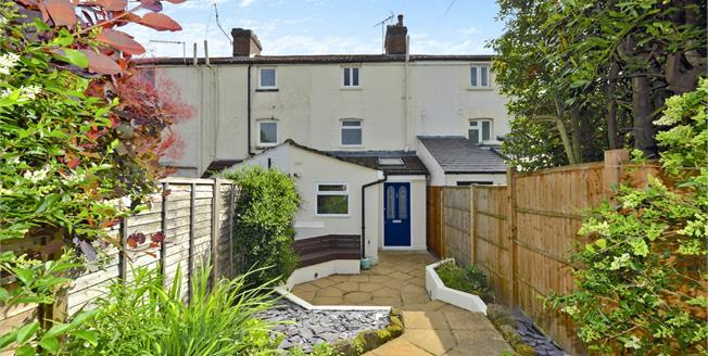 Asking Price £375,000, 3 Bedroom Terraced House For Sale in Redhill, RH1