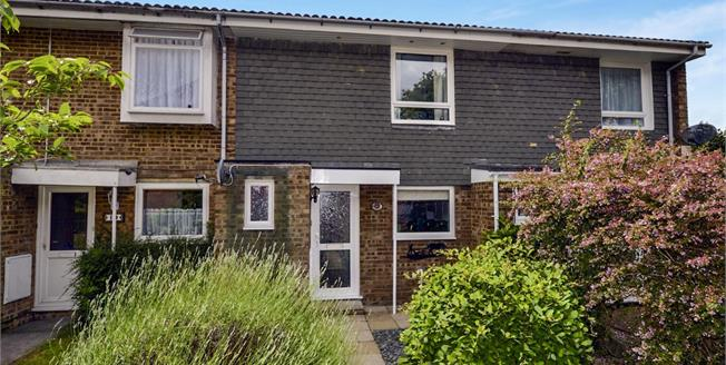 Asking Price £360,000, 3 Bedroom Terraced House For Sale in Redhill, RH1