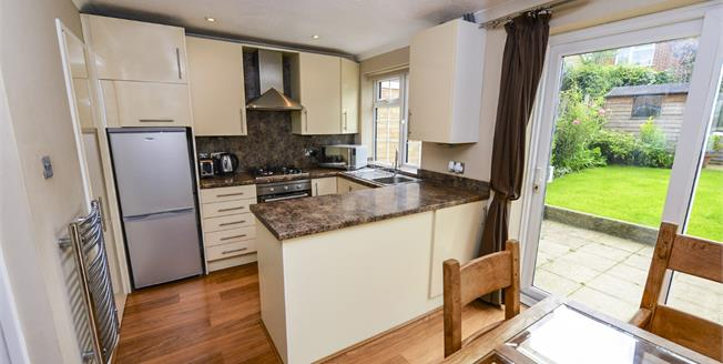 Asking Price £370,000, 3 Bedroom For Sale in Redhill, RH1