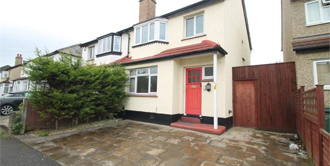 Asking Price £450,000, 3 Bedroom House For Sale in Sutton, SM1