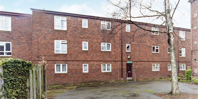 Asking Price £275,000, 2 Bedroom Flat For Sale in Sutton, SM1