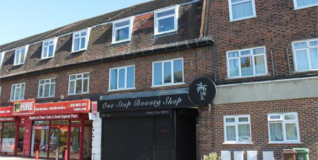 Guide Price £230,000, 1 Bedroom Flat For Sale in Sutton, SM1