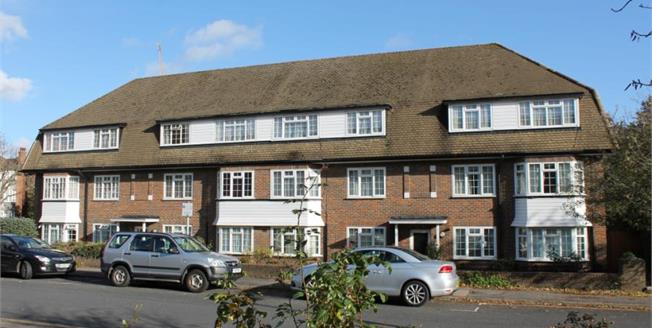 Offers in excess of £280,000, 2 Bedroom Flat For Sale in Sutton, SM2
