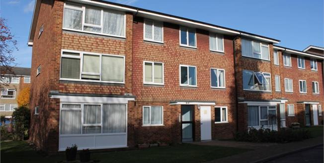 Guide Price £320,000, 2 Bedroom Flat For Sale in Sutton, SM1