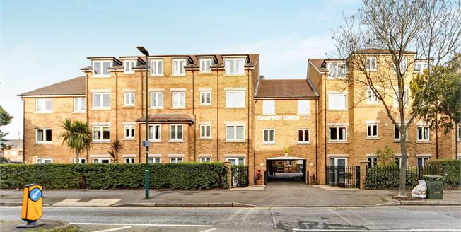 Guide Price £160,000, 1 Bedroom Flat For Sale in Sutton, SM2