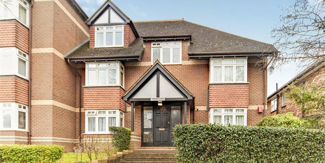 Asking Price £289,950, 1 Bedroom Flat For Sale in Sutton, SM2