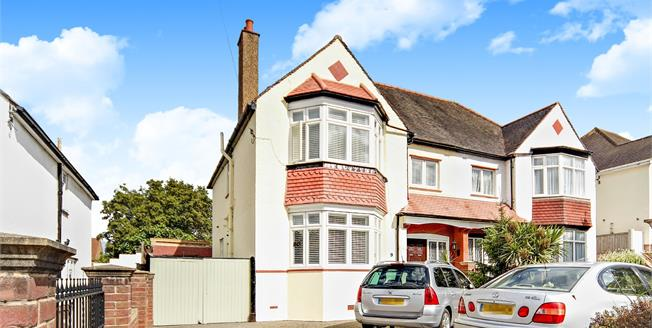 Guide Price £750,000, 4 Bedroom Semi Detached House For Sale in Sutton, SM1