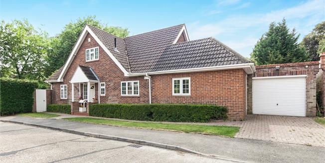 Offers in excess of £650,000, 4 Bedroom Detached House For Sale in Woking, GU22