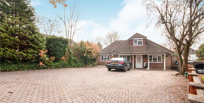 Guide Price £750,000, 8 Bedroom Detached Bungalow For Sale in Woking, GU22