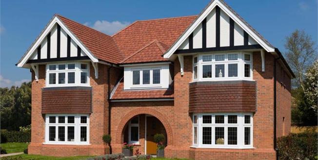 £974,950, 5 Bedroom House For Sale in Bisley, GU24