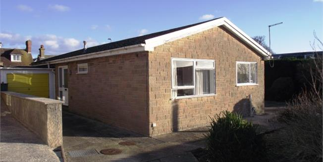 Guide Price £299,950, 3 Bedroom Link Detached House Bungalow For Sale in Lyme Regis, DT7