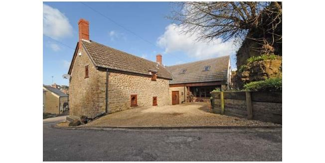 Guide Price £725,000, 4 Bedroom Detached House For Sale in Shipton Gorge, DT6