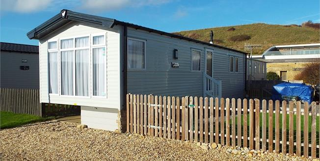 Guide Price £48,950, 2 Bedroom Detached Bungalow For Sale in Burton Bradstock, DT6