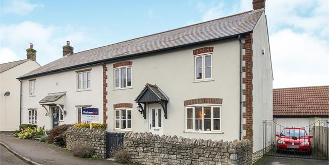 Guide Price £325,000, 3 Bedroom Semi Detached House For Sale in Thorncombe, TA20