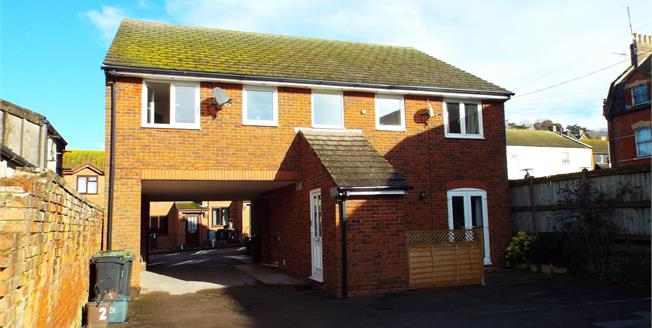 Guide Price £170,000, 2 Bedroom Flat For Sale in Bridport, DT6