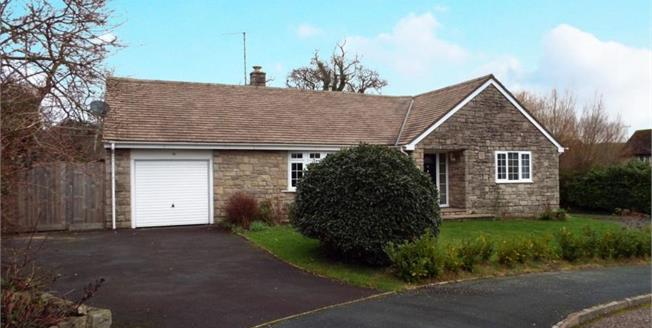 Guide Price £399,950, 3 Bedroom Detached Bungalow For Sale in Chideock, DT6