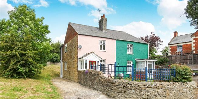 Guide Price £200,000, 2 Bedroom Semi Detached Cottage For Sale in Bridport, DT6