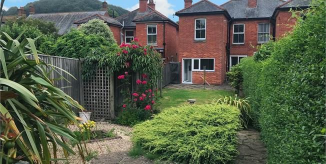 Guide Price £345,000, 3 Bedroom Semi Detached House For Sale in Bridport, DT6