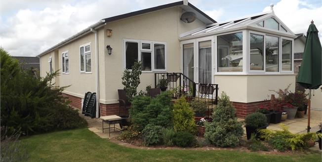 Asking Price £184,995, 2 Bedroom Detached Bungalow For Sale in Bridgwater, TA6