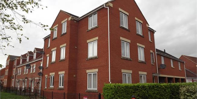 Offers in excess of £95,000, 2 Bedroom Flat For Sale in Bridgwater, TA6