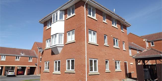 Offers in excess of £88,000, 1 Bedroom Flat For Sale in Bridgwater, TA6