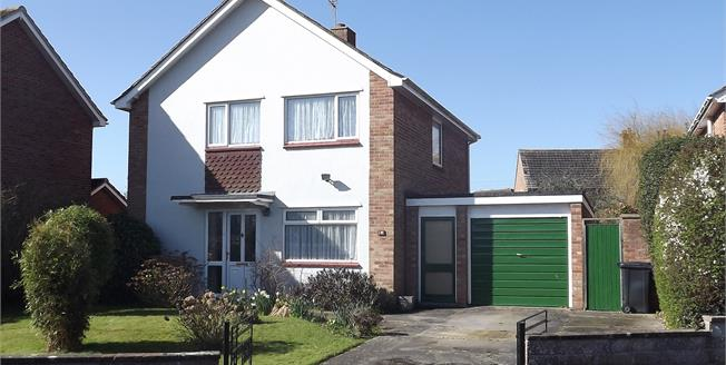 Asking Price £280,000, 3 Bedroom Detached House For Sale in Cannington, TA5