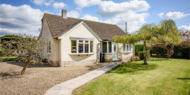 Offers in excess of £264,950, 3 Bedroom Detached Bungalow For Sale in Woolavington, TA7