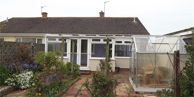 Asking Price £170,000, 2 Bedroom Semi Detached Bungalow For Sale in Stogursey, TA5