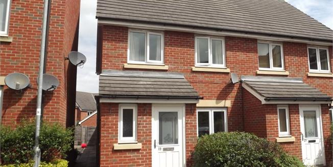 Offers in excess of £160,000, 3 Bedroom Semi Detached House For Sale in Somerset, TA6