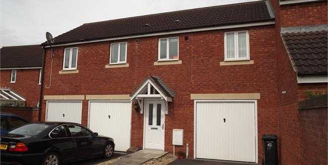 Asking Price £149,950, 2 Bedroom Semi Detached House For Sale in Bridgwater, TA6