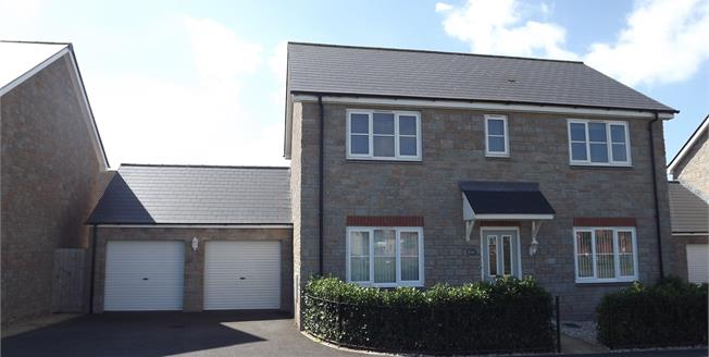 Asking Price £265,000, 4 Bedroom Detached House For Sale in Bridgwater, TA6