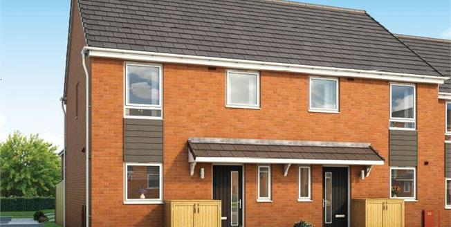 Guide Price £214,995, 3 Bedroom Terraced House For Sale in Somerset, TA6